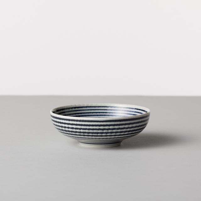 藍駒 中鉢