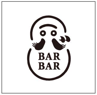 BAR BAR(馬場商店) ロゴ