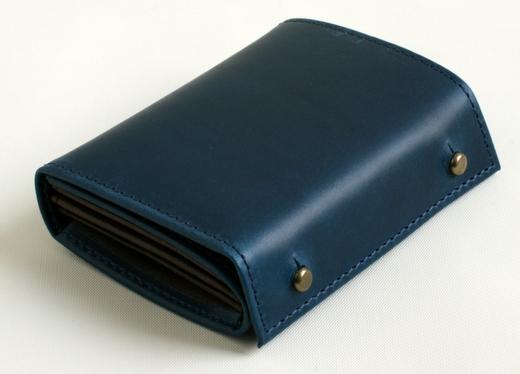 エムピウ ミッレフォッリエ 二つ折り財布