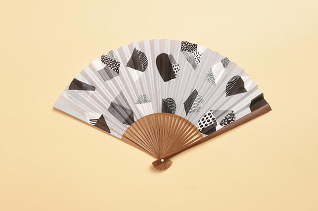 fanfun ファンファン 扇子