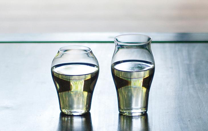 究極の日本酒グラス 酒グラス・蕾・花セット