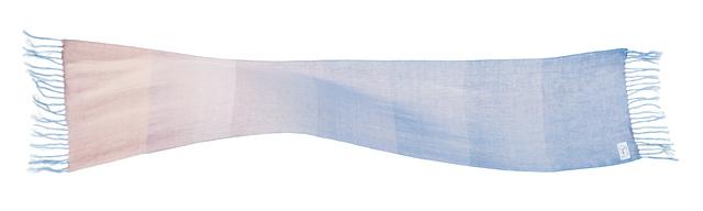 ストールコントラスト 織り