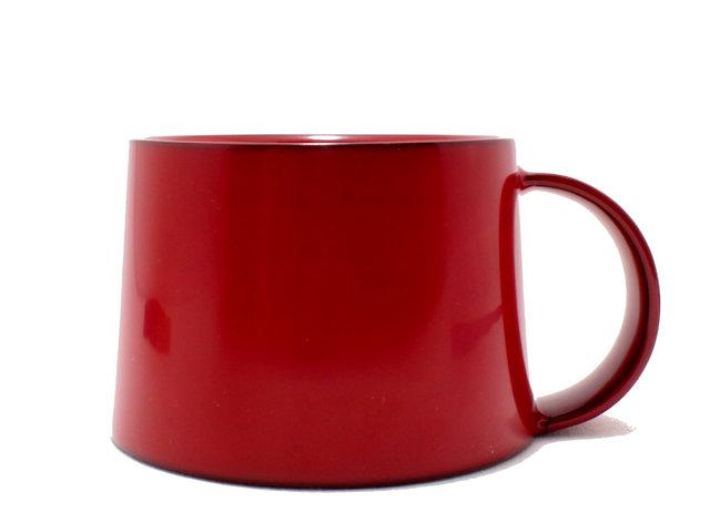 女性への贈り物 漆のコーヒーカップ