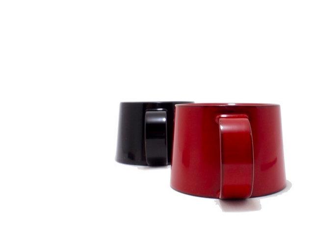 輪島キリモト 漆器 コーヒーカップ
