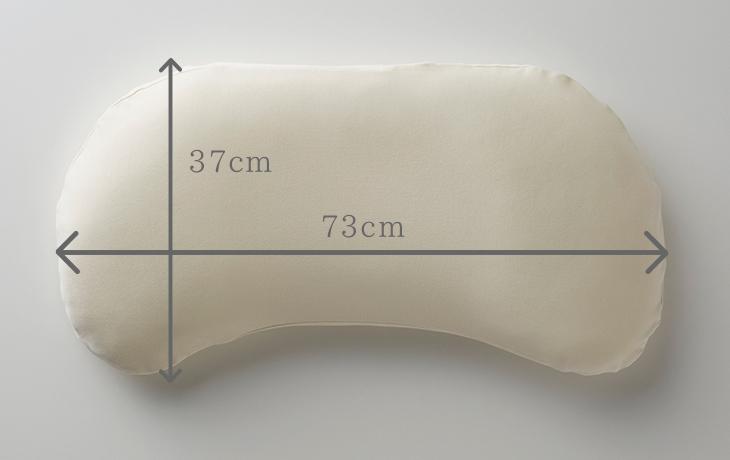 サイズ ジムナストプラス 枕カバー