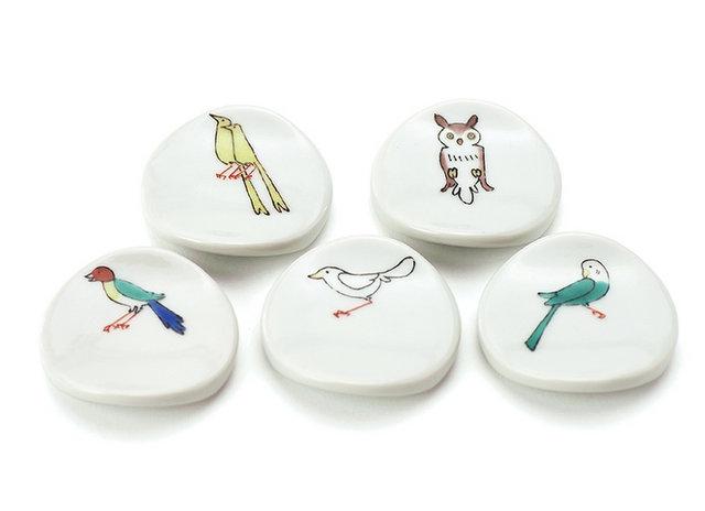 小鳥の箸置き ベビー キッズへのプレゼント 日本いいもの屋