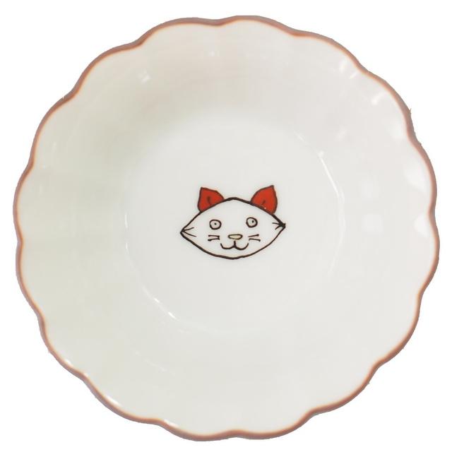 クタニシール 菊小鉢