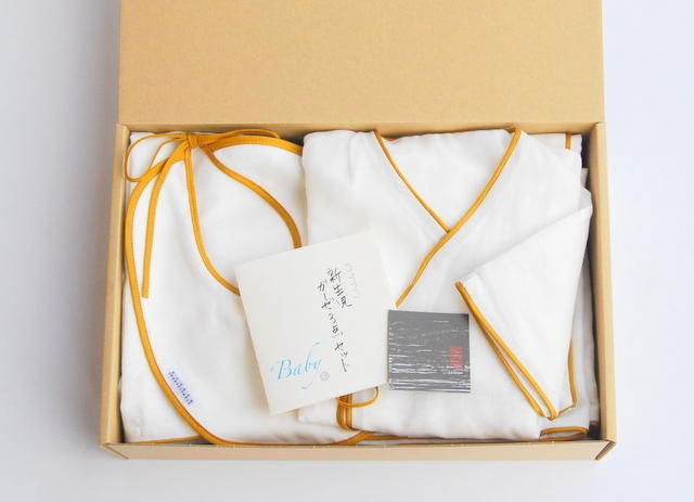 新生児 ガーゼギフト 3点セット ベビー キッズへのプレゼント 日本いいもの屋