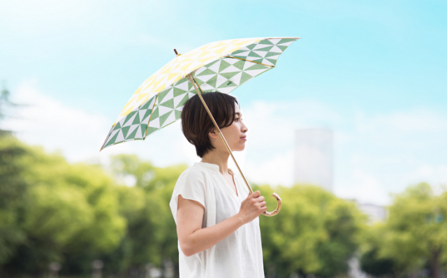 日本いいもの屋 hirali 手ぬぐい日傘