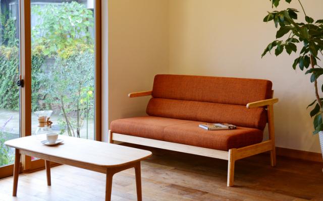 日本いいもの屋 テオリ ブランチソファ