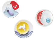 日本のいわれ 箸置き小皿セット - BAR BAR(馬場商店) -