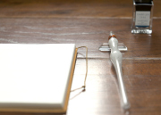 定年退職 還暦のお祝い ギヤマンガラス ガラスペン 日本いいもの屋