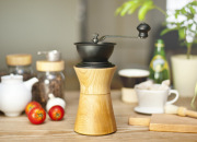 木製のコーヒーミル 定年退職 還暦のお祝い 日本いいもの屋
