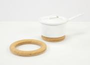 テオリ  竹製の鍋敷き GRIP 結婚祝い 日本いいもの屋