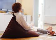 クッションソファー テトラ  定年退職 還暦のお祝い 日本いいもの屋