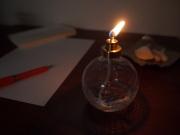 FLAME SENSE by Winged Wheel  日本製のオイルランプ