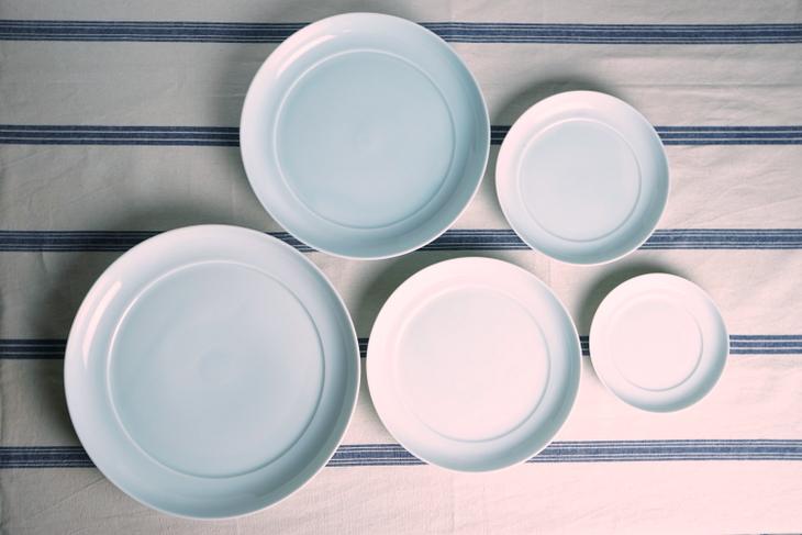 サイズ 瑞々 まる皿