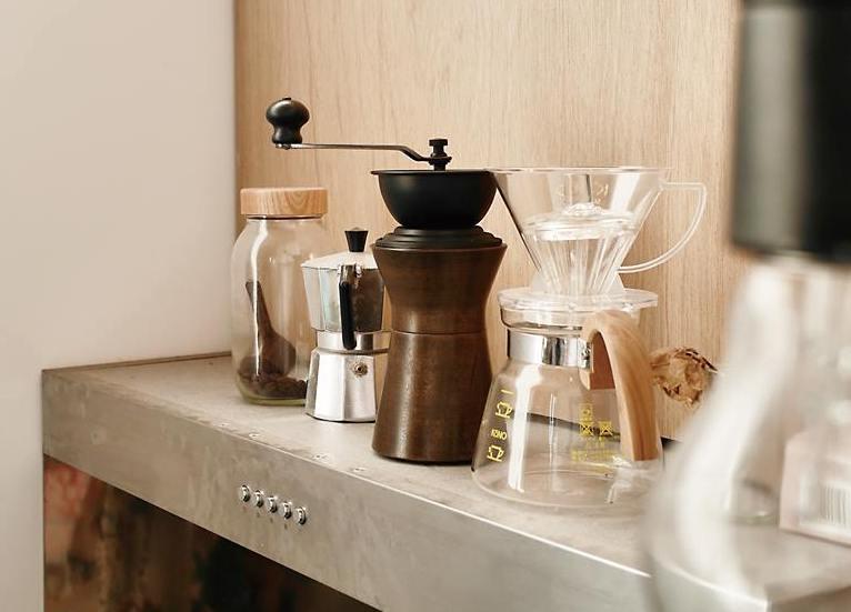 コーヒーミル 黒 kuro