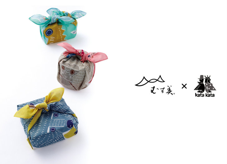 風呂敷 katakata