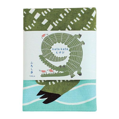 むす美風呂敷 katakata パッケージ