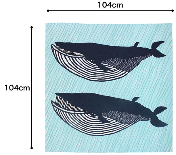 むす美風呂敷 katakata サイズ