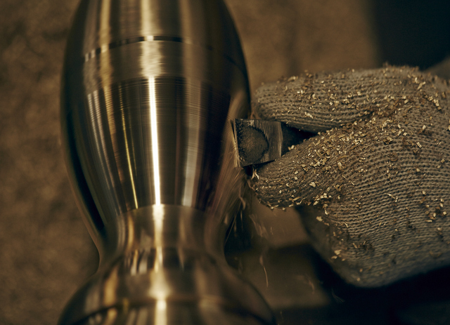 能作 真鍮の風鈴