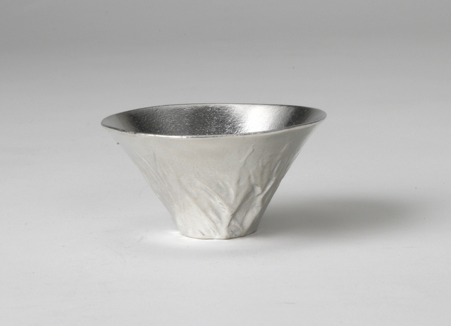 錫製のタンブラー 能作