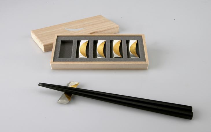箸置 月トップイメージ