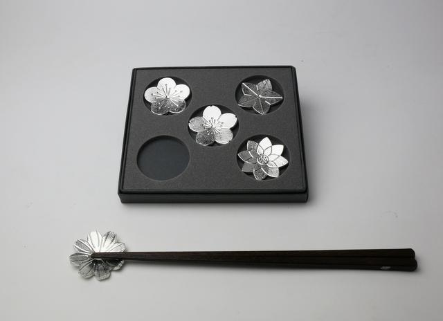 能作 箸置 「花ばな」