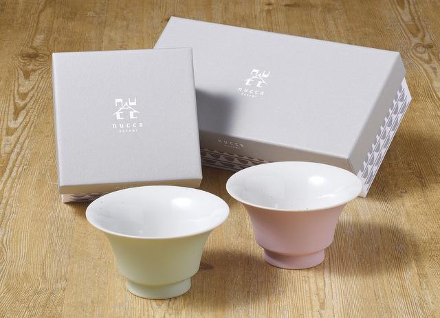 nucca 自釉 茶碗
