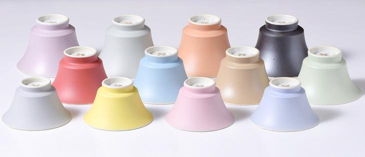 nucca 茶碗 自釉