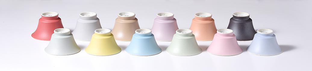 nucca 茶碗 JIYU 自釉