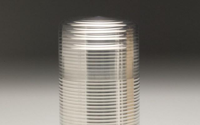 大阪錫器 茶壺 茶筒