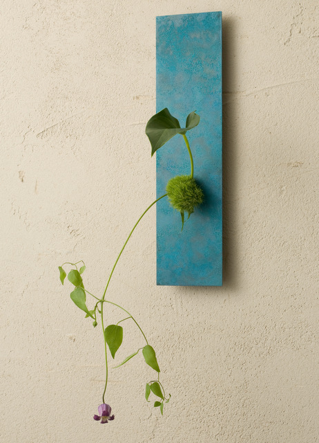 モメンタムファクトリーOrii 花器 「on the wall」
