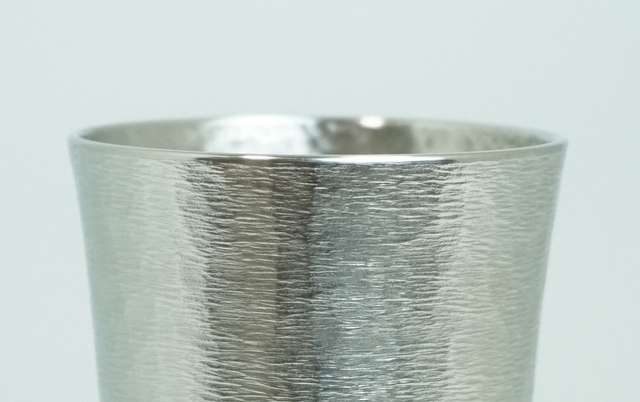 大阪錫器 錫製のタンブラー スタンダード