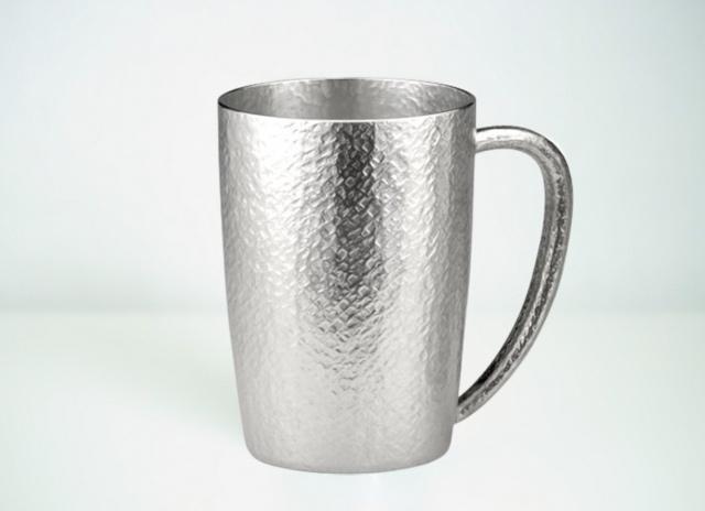 大阪錫器 錫製のジョッキ