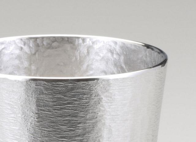 大阪錫器 錫製のタンブラー