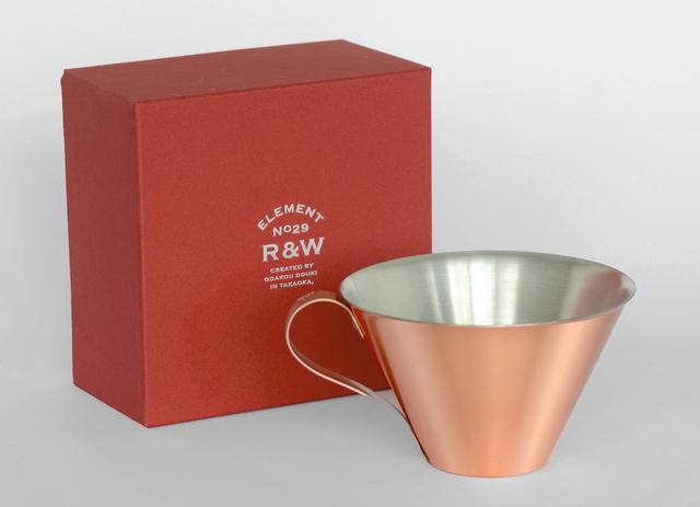 アイスコーヒーカップ RED&WHITE