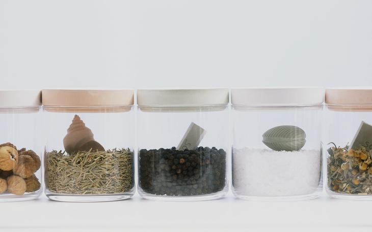 珪藻土のドライングオブジェクト
