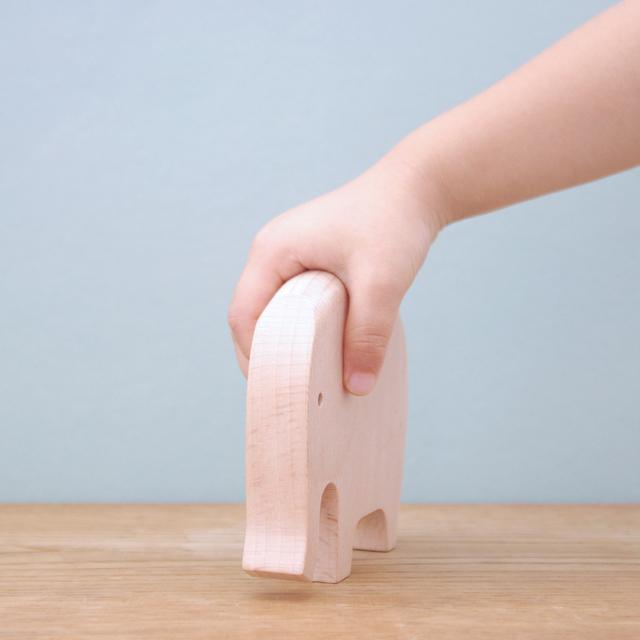 スナオラボ  &Learn 木製玩具 どうぶつシリーズ