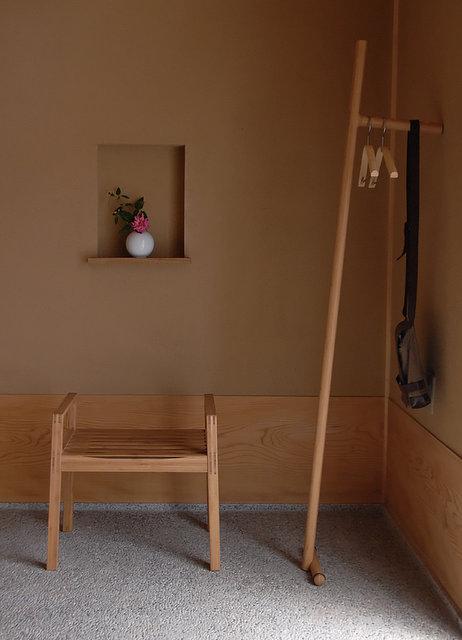 日本いいもの屋  テオリ 竹馬コートハンガー