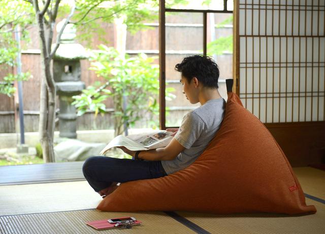 日本いいもの屋 テトラ クッション